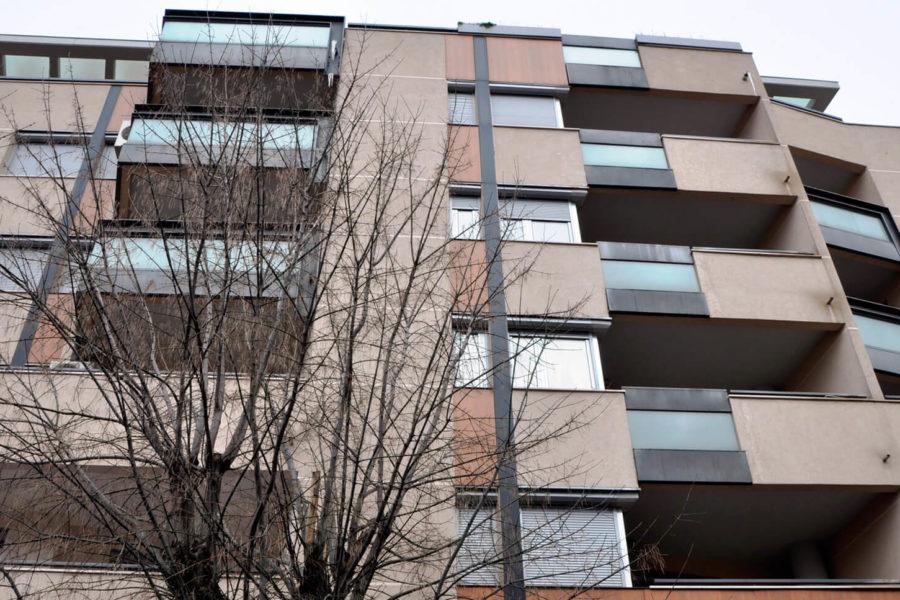 Stambeno-poslovni objekat Sazonova 3-5, Beograd