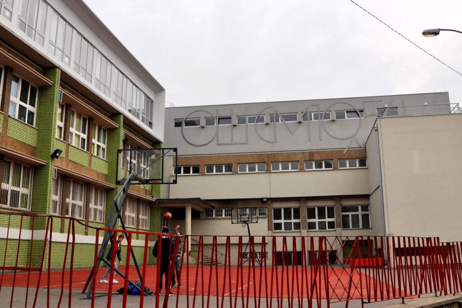 """OŠ """"Svetozar Marković""""  Hadži Milentijeva 62, Beograd"""