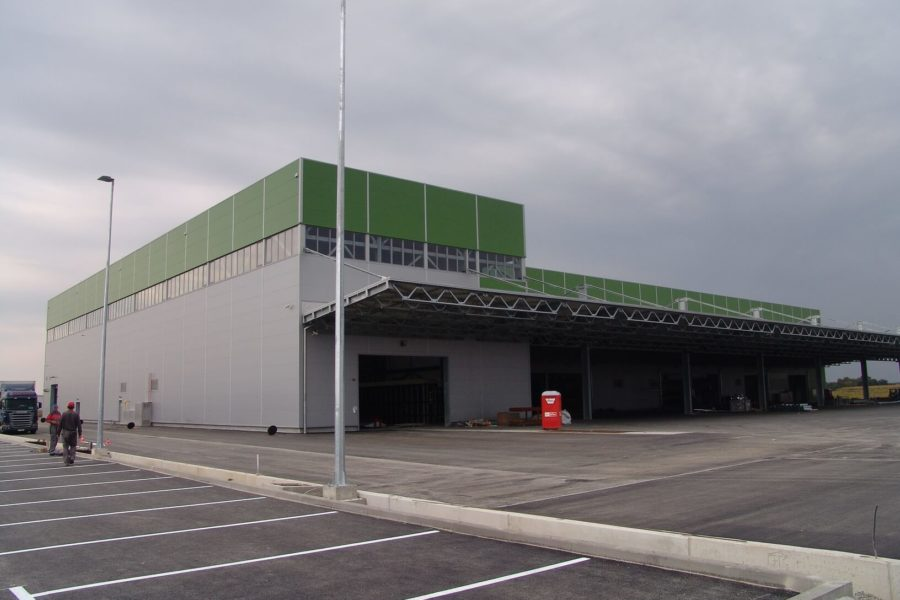 Fabrika Metalcinkara Vojvode Putnika bb, Inđija